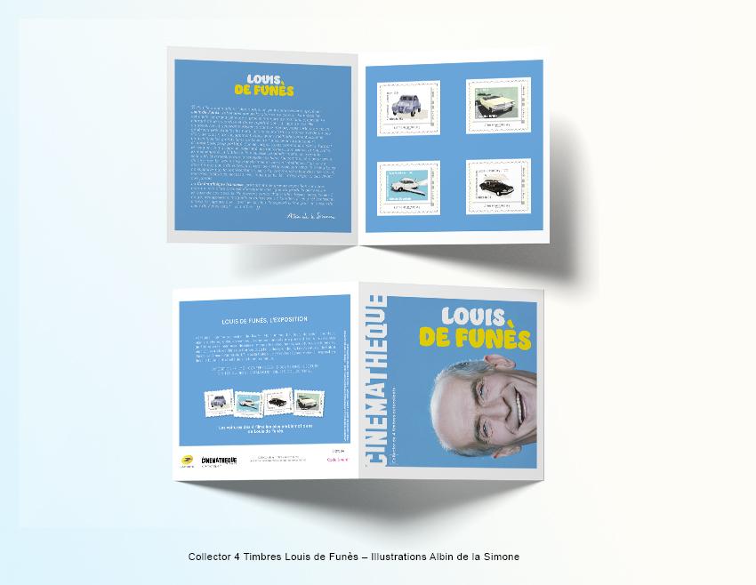 LIGHTBOX-Laposte-Louis de funes